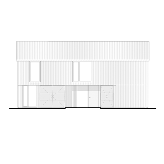 14/21|South Elevation
